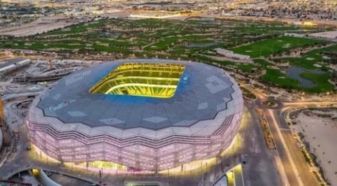 ملاعب كأس العالم لكرة القدم 2022 في قطر