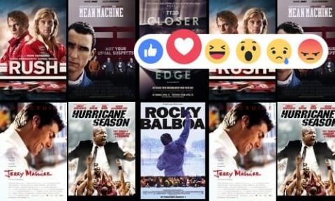 أفضل 7 أفلام سينمائية رياضية على الإنترنت